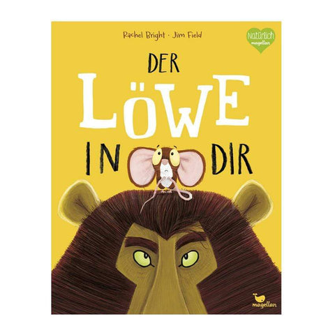 Kinderbuch Der Löwe in dir