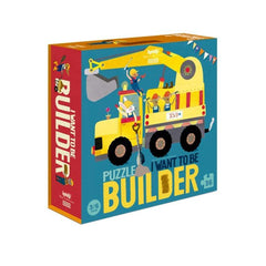 Londji Puzzle I want to be builder