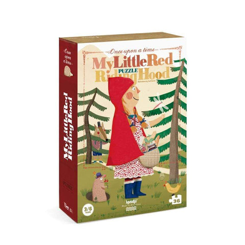 Londji Puzzle My little red riding hood