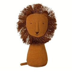 Baby rattle lion maileg