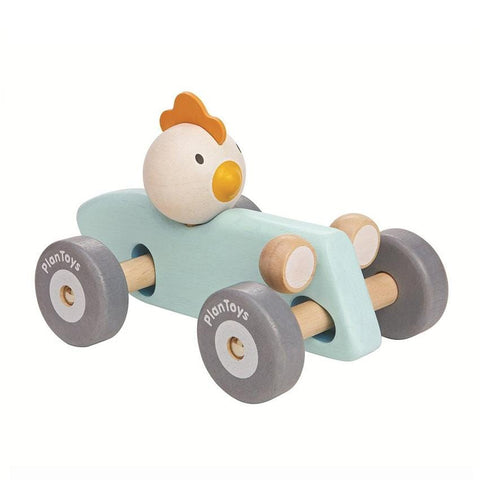 Plantoy Chicken Car