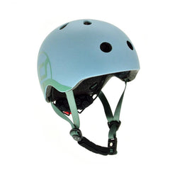 Scoot & Ride Helm steel