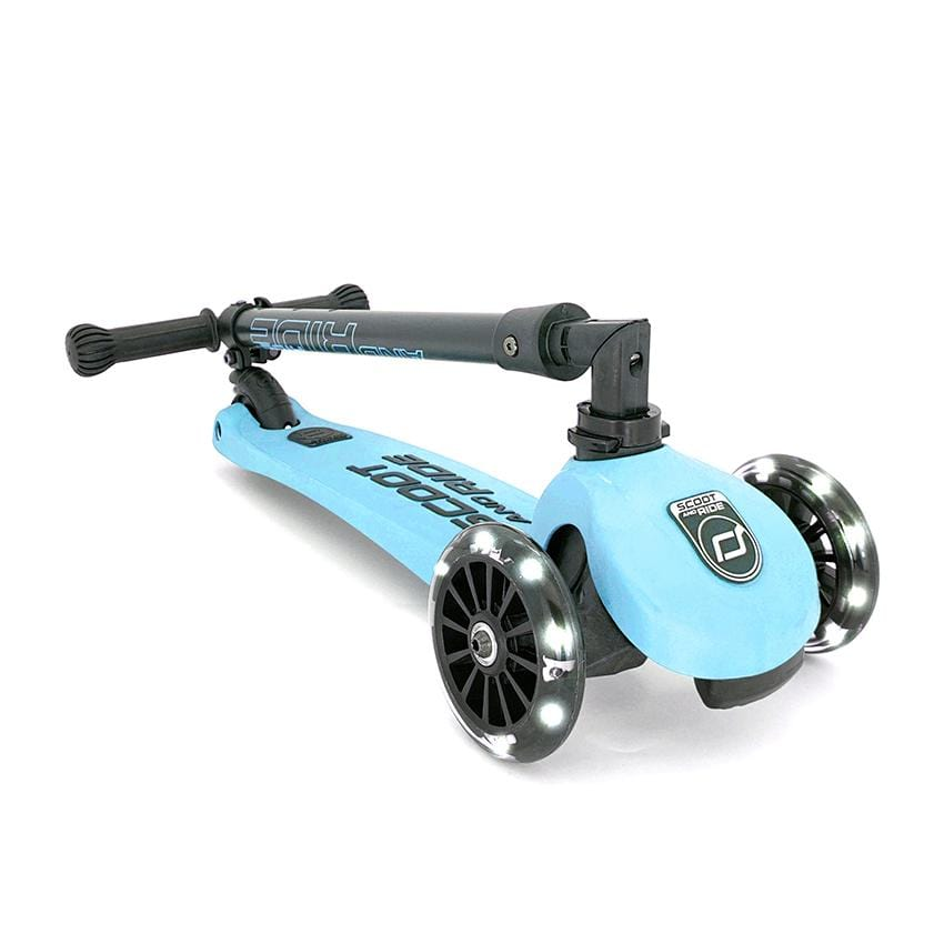 Scoot & Ride Roller blau