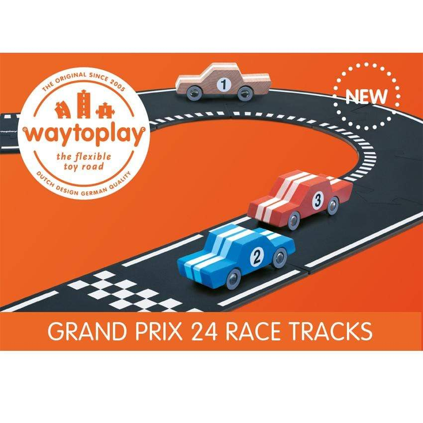 Way to Play Grand Prix