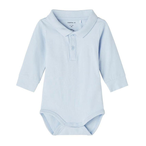 name-it Polo-Body NBMHOLGER cashmere blue
