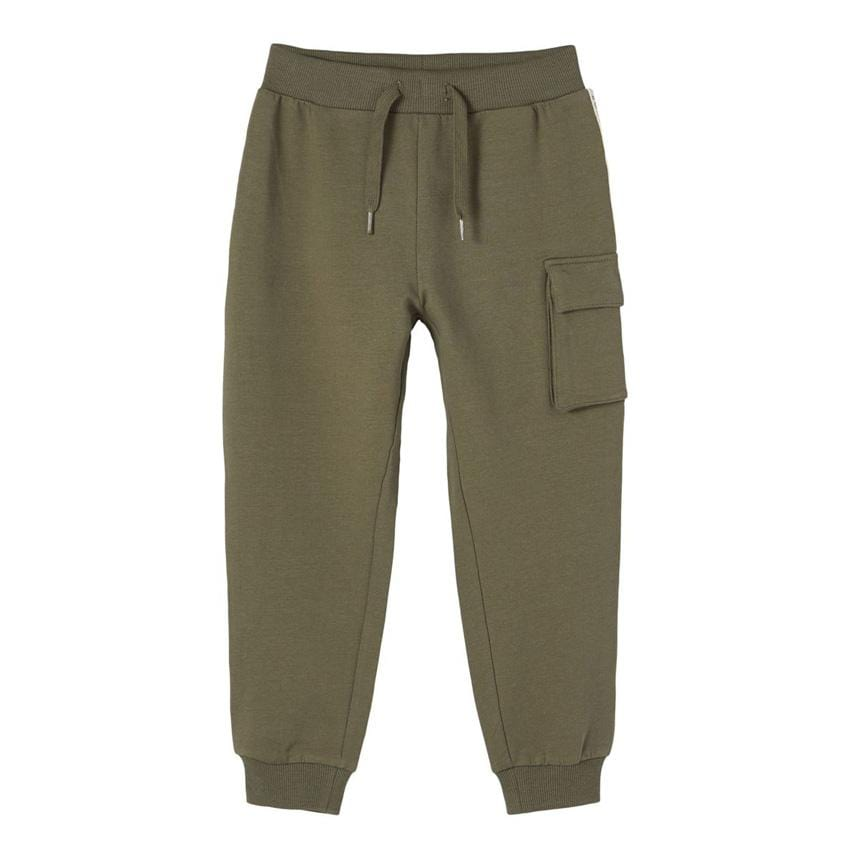 name it Sweatpants NMMBIRK ivy green
