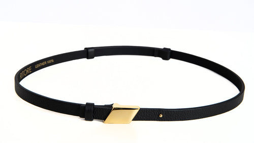 GWYNETH LEATHER BELT - IvanaRosova