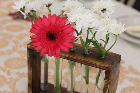 flowers centerpiece