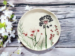 botanical ceramics