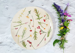 Botanical garden ceramics