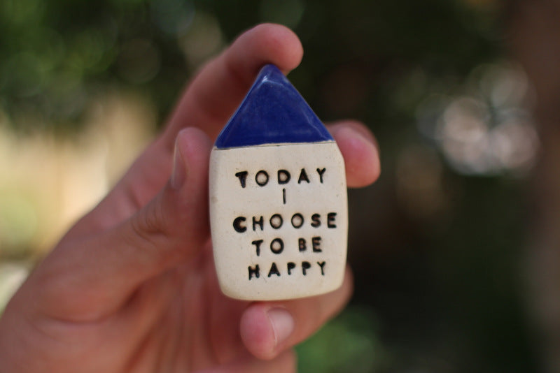 Today I Choose To Be Happy Inspirational Quote Motivational Quotes