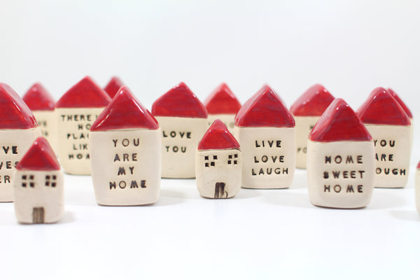Engagement gifts, Christmas gifts ideas, Gift for couple, Personalised gifts, Unique gifts, Miniature house, Inspirational quotes