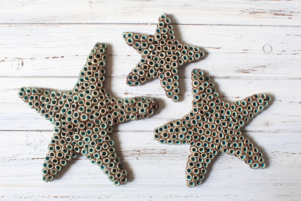 Ceramic Sea Star