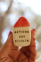 actions get results