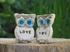 Love you owls - Ceramics By Orly  - 6