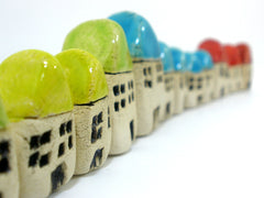 Miniature houses - Ceramics By Orly  - 7
