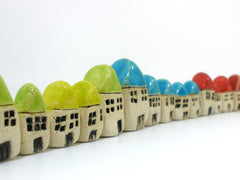 Miniature houses - Ceramics By Orly  - 6