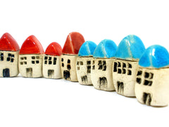 Miniature houses - Ceramics By Orly  - 5