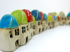 Miniature houses - Ceramics By Orly  - 4