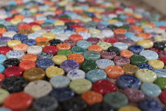 colorful cabochons