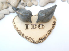I do Wedding cake topper - Ceramics By Orly  - 5