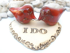 I do Wedding cake topper - Ceramics By Orly  - 4