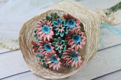 Wedding decor Wedding centerpiece Flowers decorations Spring decor Ceramic flowers - Ceramics By Orly  - 4
