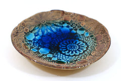 Hostess gift OOAK Ceramic bowl, Housewarming gift - Ceramics By Orly  - 3