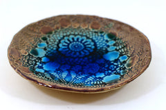 Hostess gift OOAK Ceramic bowl, Housewarming gift - Ceramics By Orly  - 4