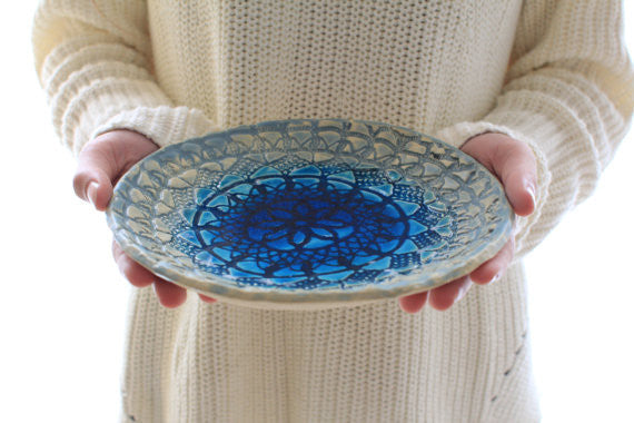 Ceramic bowl, Housewarming gift, Hostess gift - Ceramics By Orly  - 1
