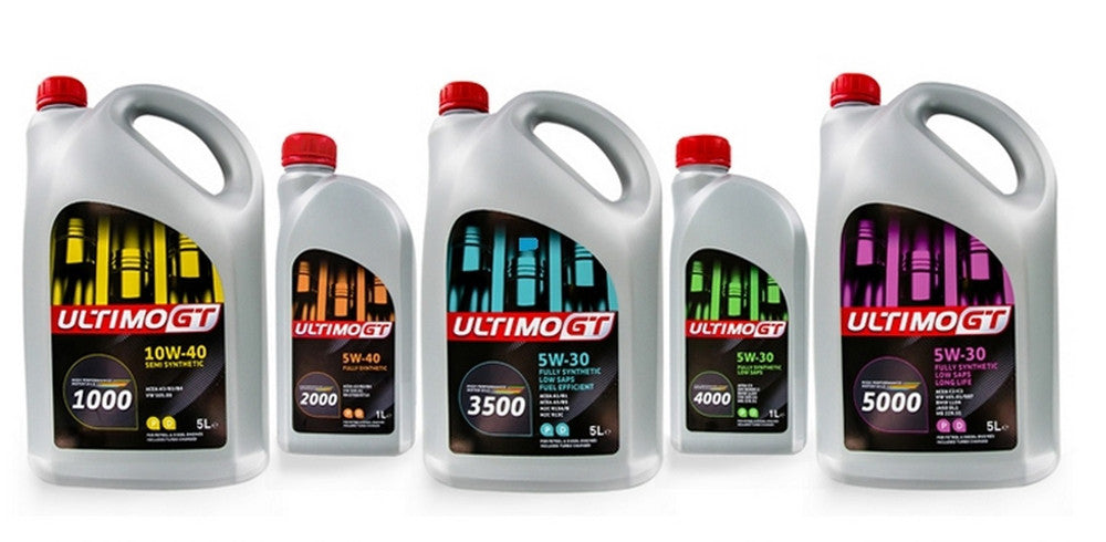 ULTIMO GT Lubricants Limited, which is UK's Leading Motor Oils Brand.