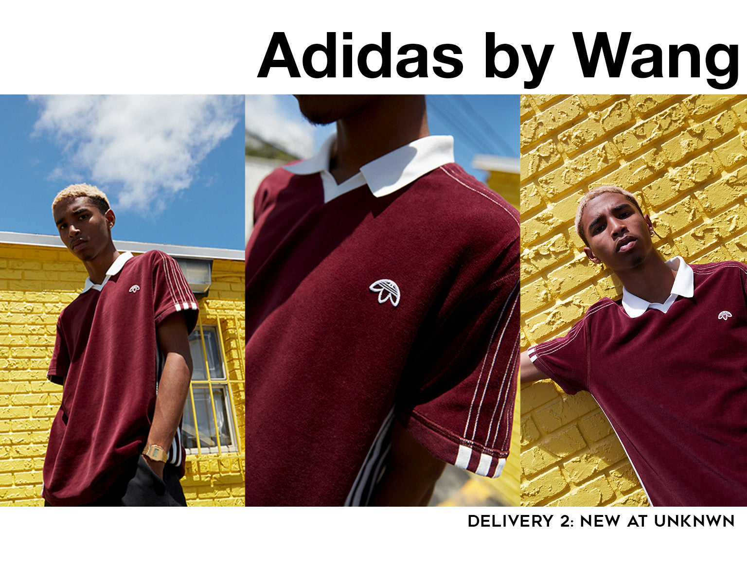 New at UNKNWN: adidas Originals x Alexander Wang 2nd Delivery