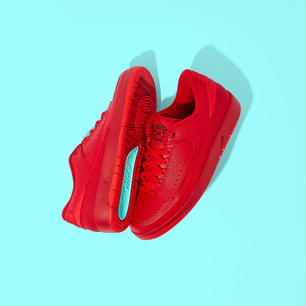 AIR JORDAN 2 RETRO LOW 'GYM RED'