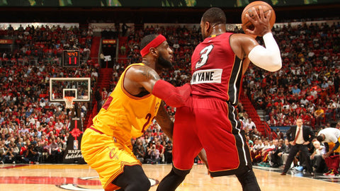 King James Returns To Miami
