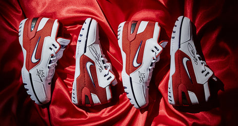 Win A Pair Of Autographed Air Zoom Generations