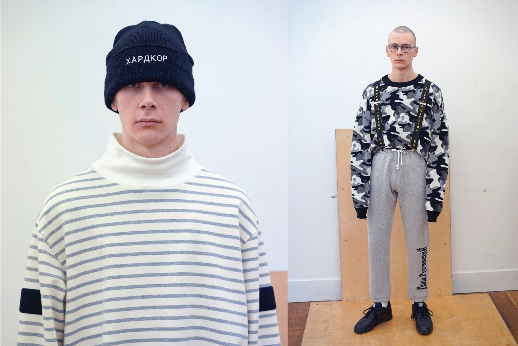 Gosha Rubchinskiy F/W 2016 Available Now In-Store