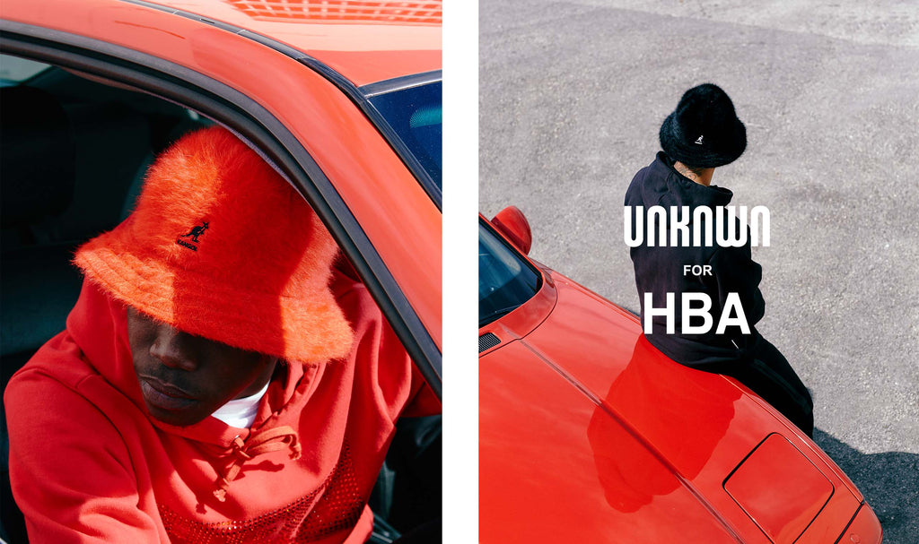 Hood By Air Kangol Collection