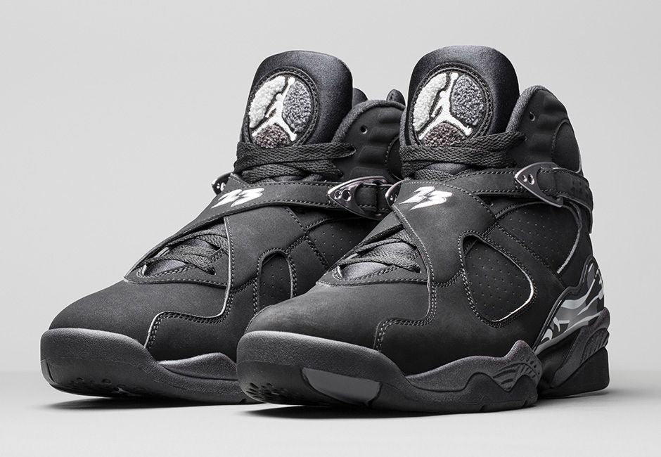 AIR JORDAN 8 RETRO 'CHROME'