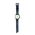 M24 LEATHER STRAP WATCH, BLACK