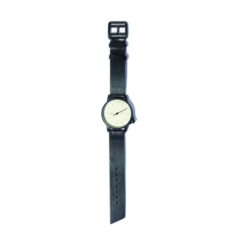 M24 LEATHER STRAP WATCH