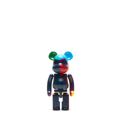 SUPER ALLOYED BE@RBRICK ANDY WARHOL SILKSCREEN 200%