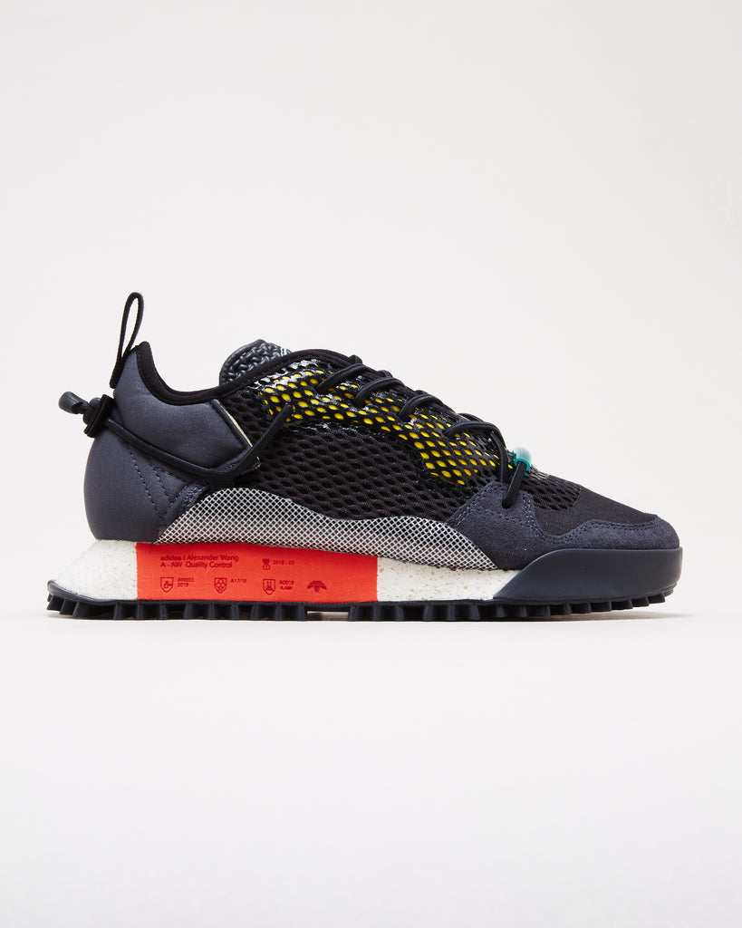low priced bc579 d0db6 ADIDAS ORIGINALS BY ALEXANDER WANG - AW REISSUE RUN - BlackGrayRed –  UNKNWN
