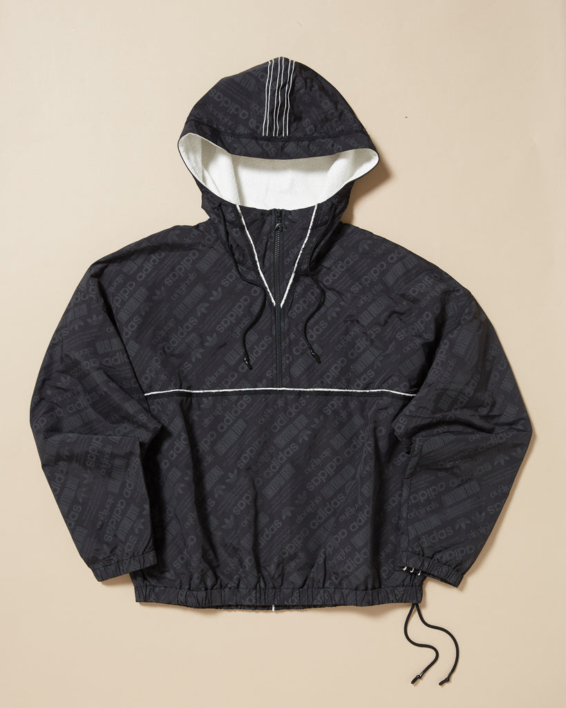 7dccd244b3 ADIDAS ORIGINALS BY ALEXANDER WANG - AW WINDBREAKER - Black White – UNKNWN