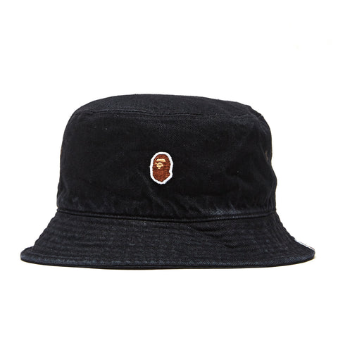 APE HEAD BUCKET HAT