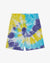TIE DYE SWEAT SHORT