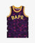 COLOR CAMO BAPE BASKETBALL JERSEY