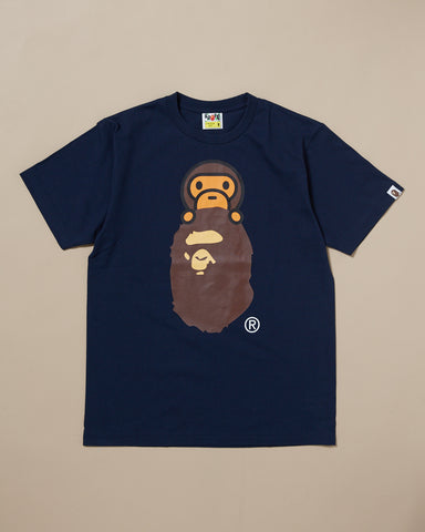 MILO ON APE HEAD T-SHIRT