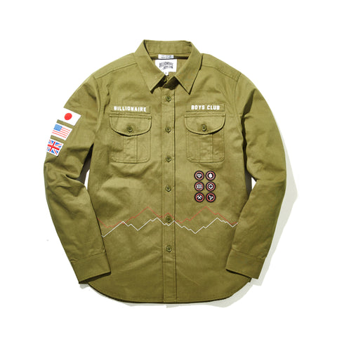 TROOP LEADER SHIRT JACKET