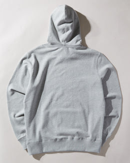 BBC BB Painted Heart Hoodie Heather Grey
