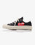 CONVERSE CHUCK TAYLOR ALL STAR '70 LOW, BLACK